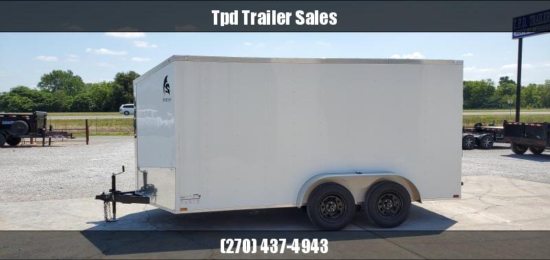 2021 Spartan 7'X14' Enclosed Trailer