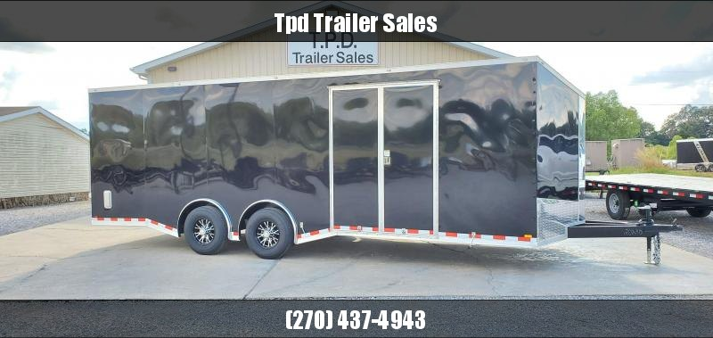2021 Spartan 8.5'X24' Enclosed Trailer