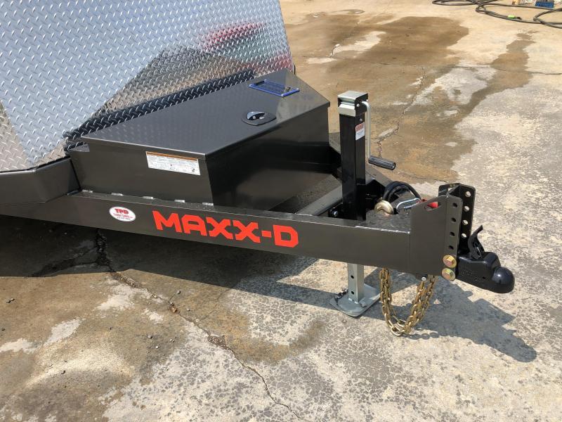 """2022 MAXX-D 80""""x24' 10k Drop-N-Load Trailer"""
