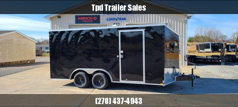 2021 Spartan 8.5'X16' Enclosed Trailer