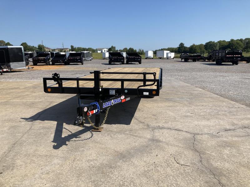 "2021 Load Trail 102""X20' Equipment Trailer"