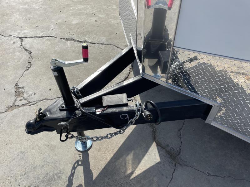 2022 Spartan Cargo 8.5X16 TA 7K Enclosed Trailer