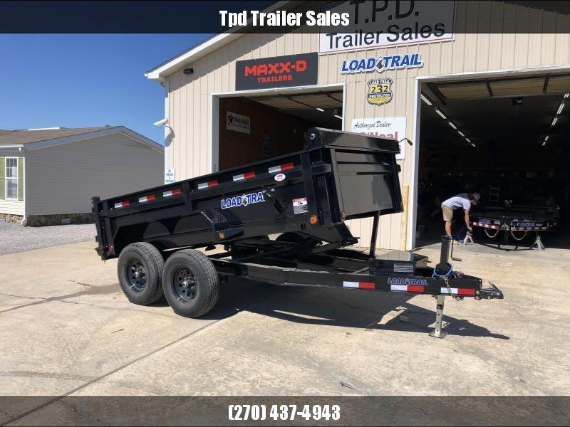 """2021 Load Trail 72""""x12' Tandem Axle Dump Trailer"""