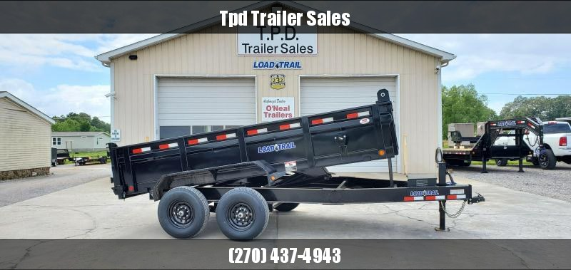 "2021 Load Trail 83""X14' Dump Trailer"