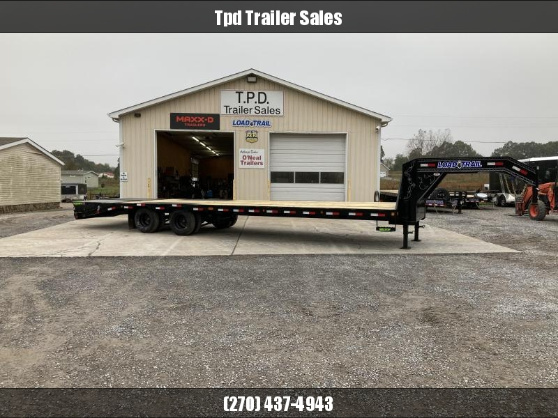 "2021 Load Trail 102""X32' Gooseneck Equipment Trailer"