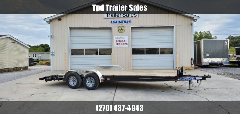 "2020 Load Trail 83""X20' Car Hauler"