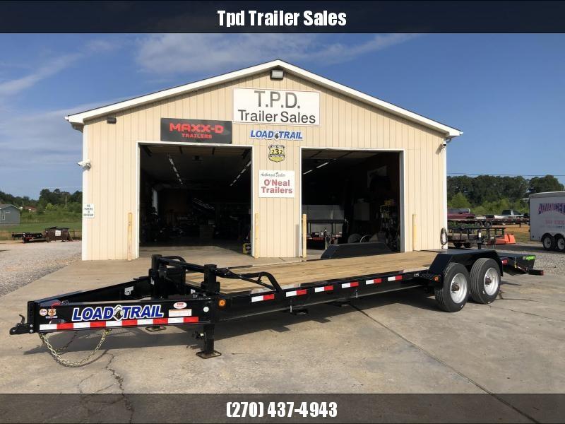 "2021 Load Trail 82""x24' 20k Equipment Trailer"