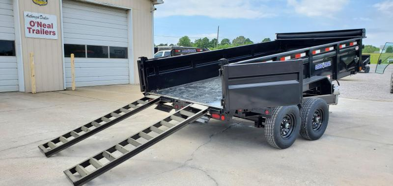 "2020 Load Trail 83""X14' Dump Trailer"