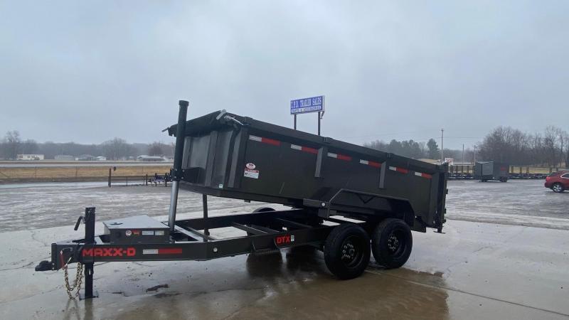 "2021 Maxxd 83""X14' 16k Dump Trailer"