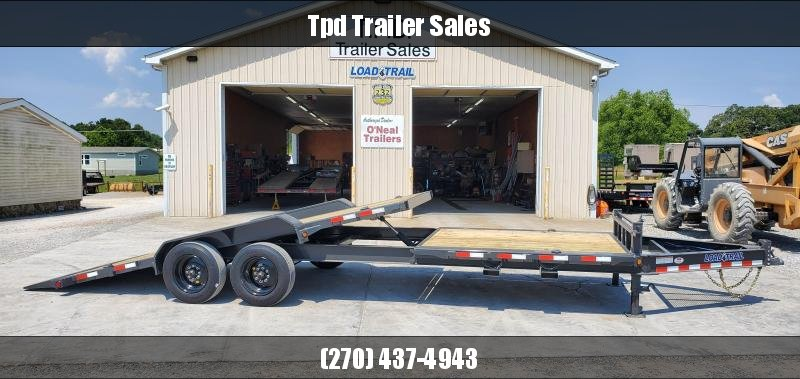 "2020 Load Trail 83""X24' Tilt Trailer"