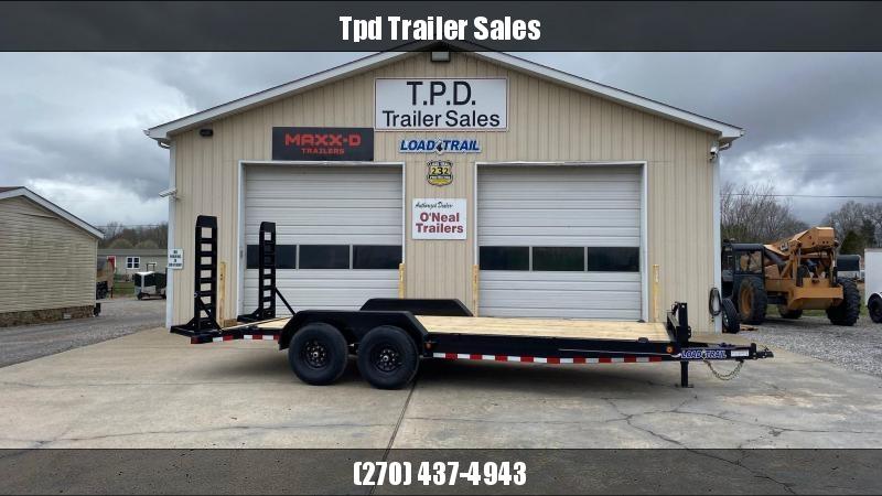 "2021 Load Trail 83""x20'Equipment Trailer"