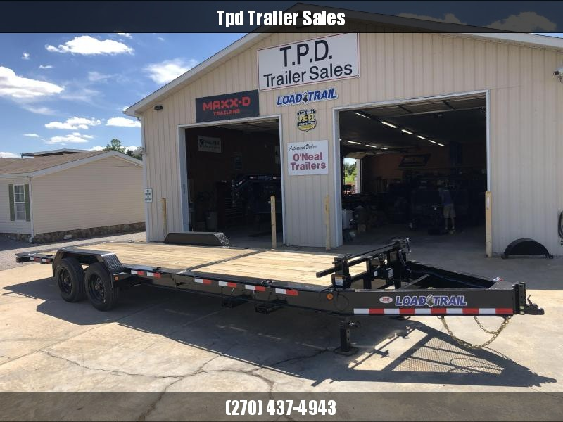 "2021 Load Trail 83""x24' 20,000Lb. Tilt Trailer"