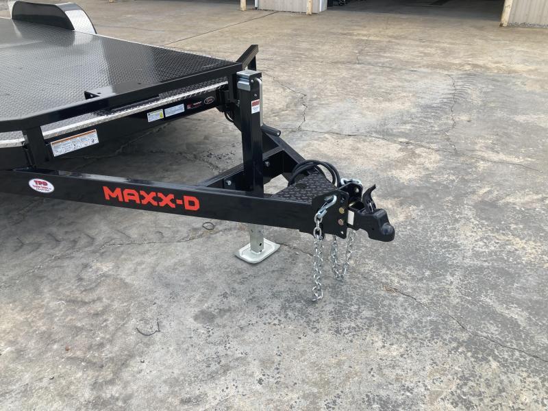"""2021 MAXXD 83""""X20' Car Hauler"""