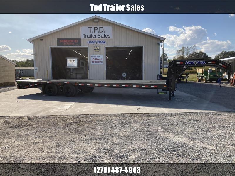 "2021 Load Trail 102""X30' Gooseneck Equipment Trailer"
