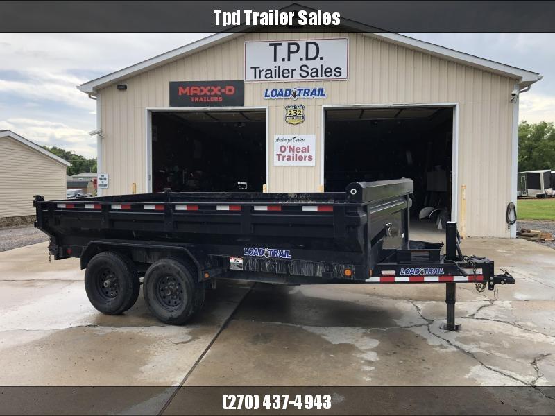 "USED 2019 Load Trail 83""x14' 14k King Dump Trailer"