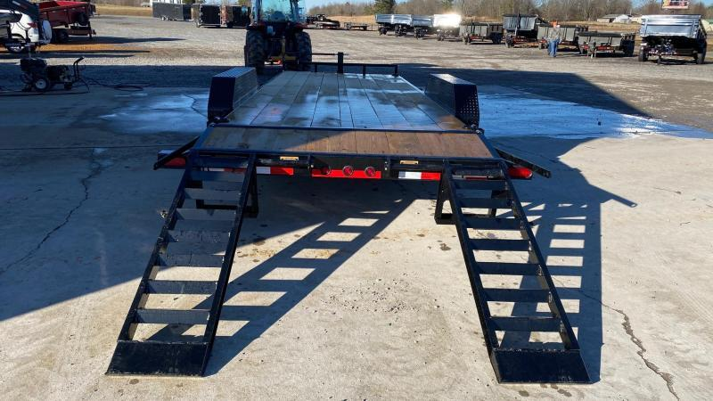 "2021 Load Trail 83""x22' Equipment Trailer"