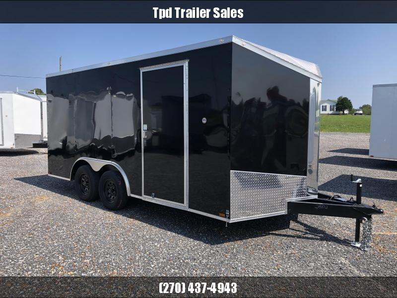 2022 Spartan 8.5'x16' 7k Enclosed Trailer