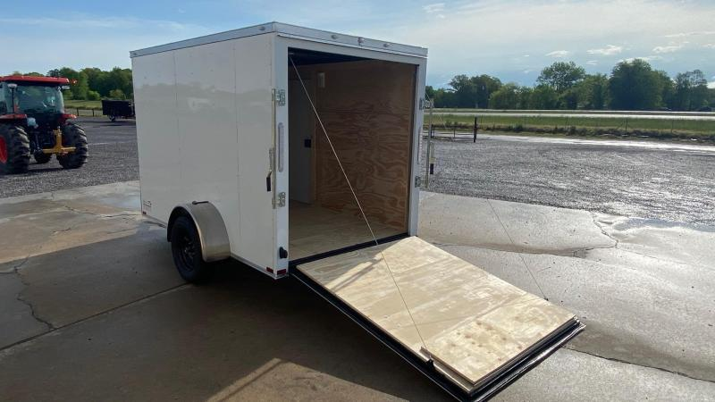 2021 Spartan Cargo 6'x10' Enclosed Trailer