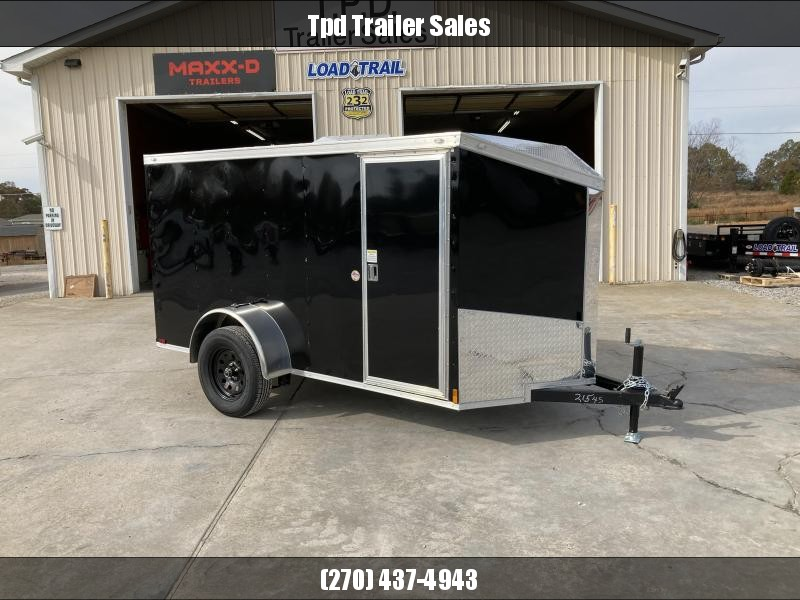 2021 Spartan 5'X10' Enclosed Trailer