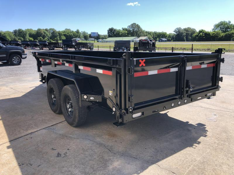 "2021 MAXXD 83""x14' 14k Dump Trailer"