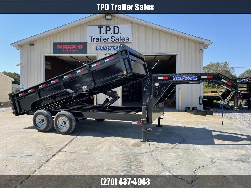 "2022 Load Trail 83""X16' 14K Dump Trailer"