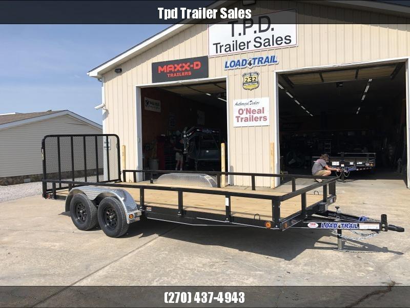 "2022 Load Trail 83""x18' 7k Utility Trailer"