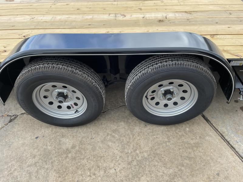 2021 O Neal 6'10x18' 7K Car Hauler