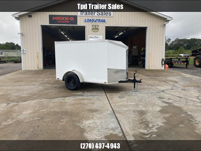 2021 Spartan 5'X8' Enclosed Trailer