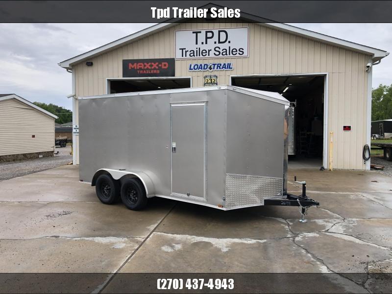 2021 Spartan 7' x 14' Enclosed Cargo Trailer