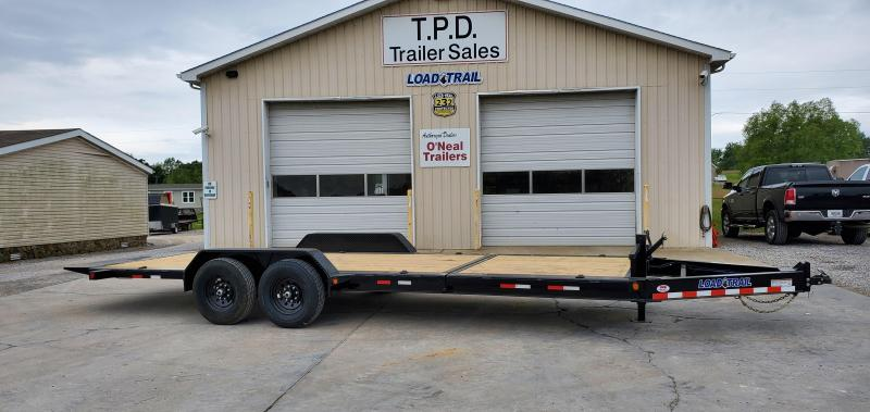 "2020 Load Trail 83""X22' Tilt Trailer"