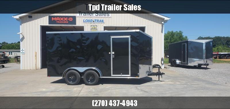 2021 Spartan 7X14 Tandem Axle Enclosed Trailer