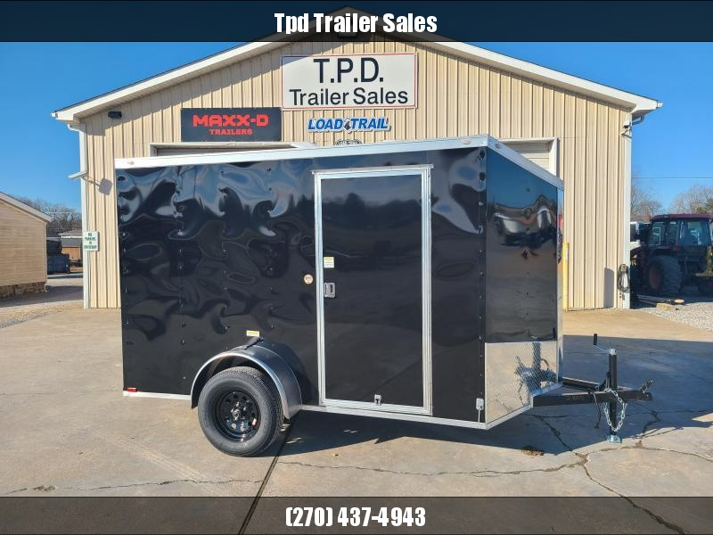 2021 Spartan 6'X10' Enclosed Trailer