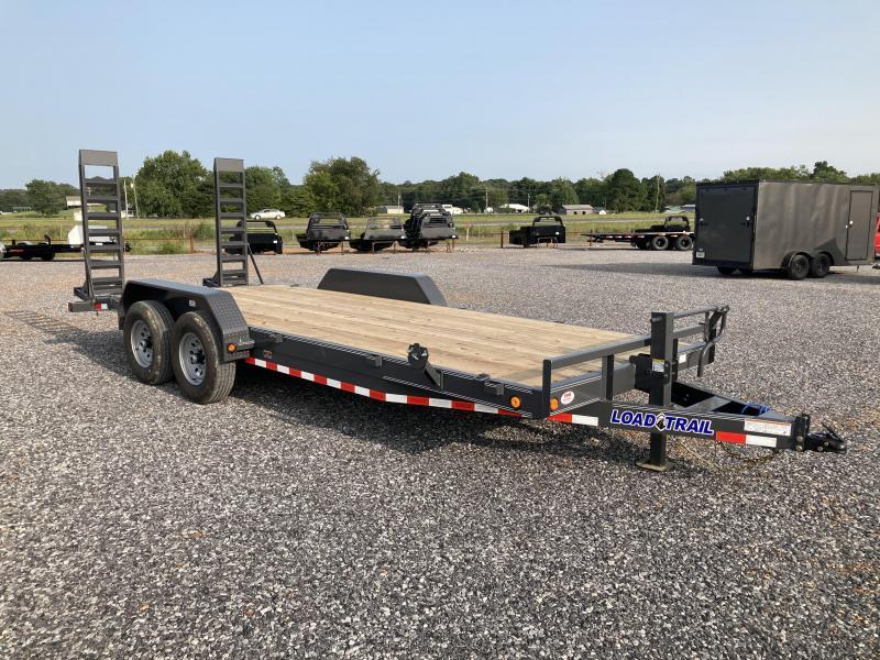 "2021 Load Trail 83""X20' Equipment Trailer"