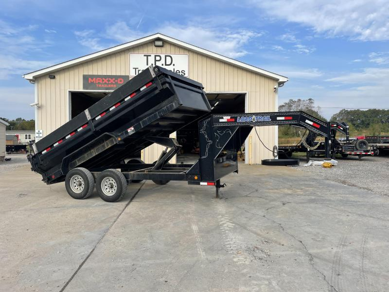2016 Load Trail GD83140 Equipment Trailer