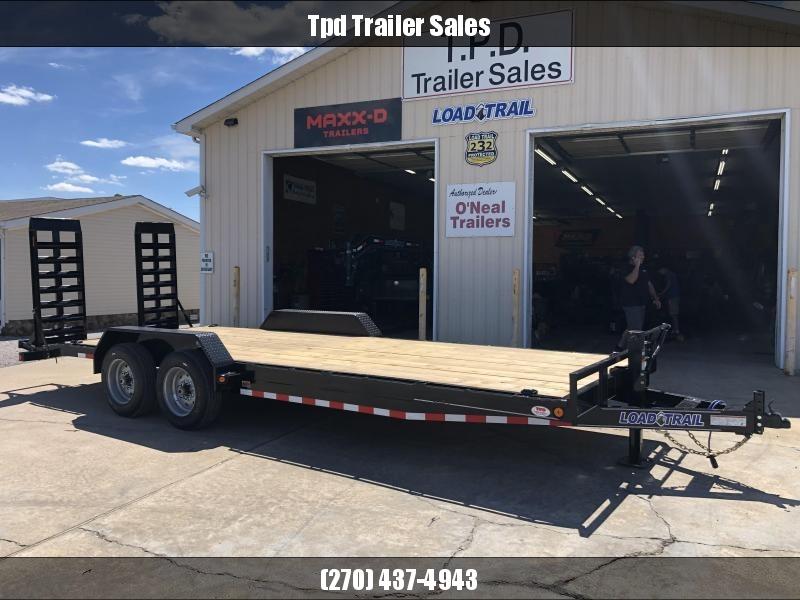 "2021 Load Trail 83""x22' 16k Equipment Trailer"