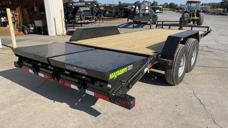 "2022 Load Trail 83""X20' 14K Equipment Trailer"