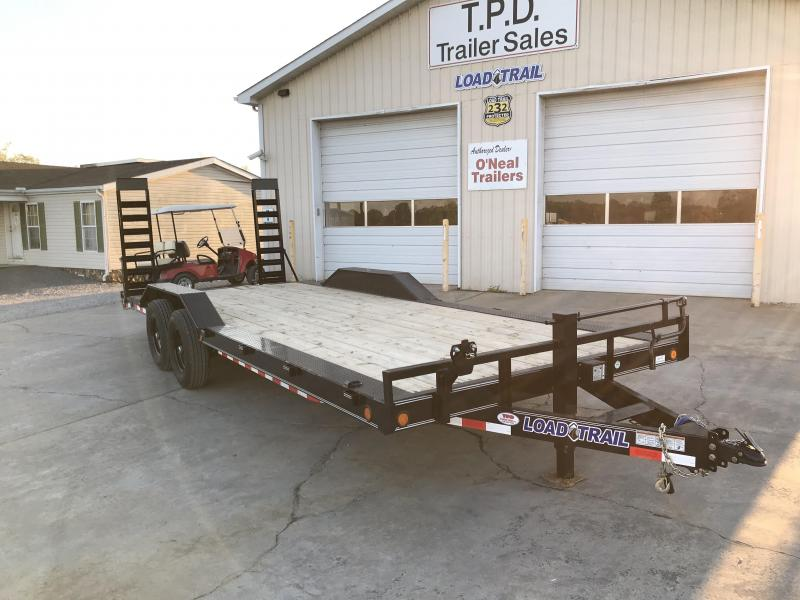"2020 Load Trail 102""X22' Equipment Trailer"