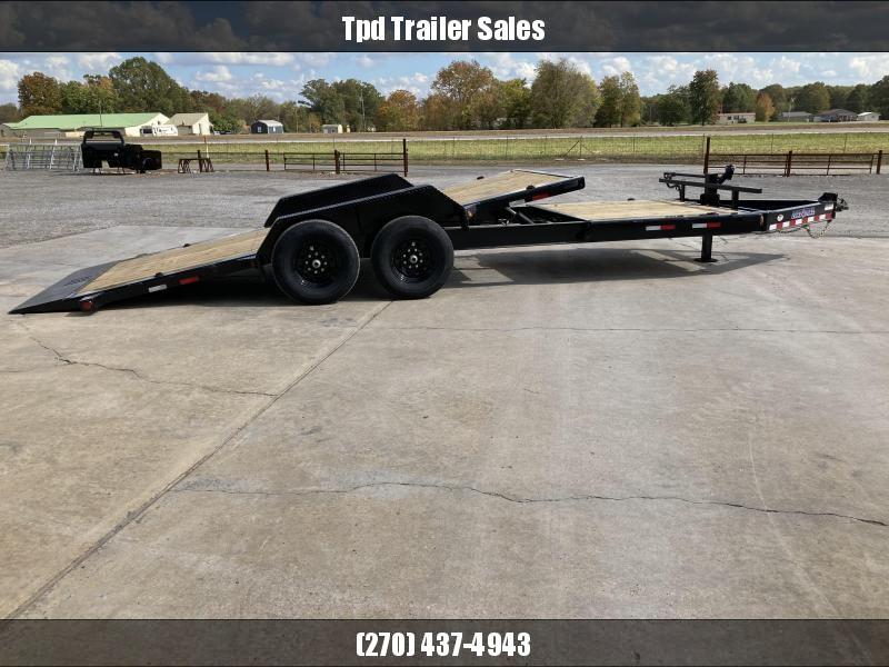 "2021 Load Trail 83""X22' Tilt Trailer"