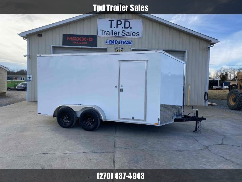 2021 Spartan Cargo SP7X14TA Enclosed Cargo Trailer