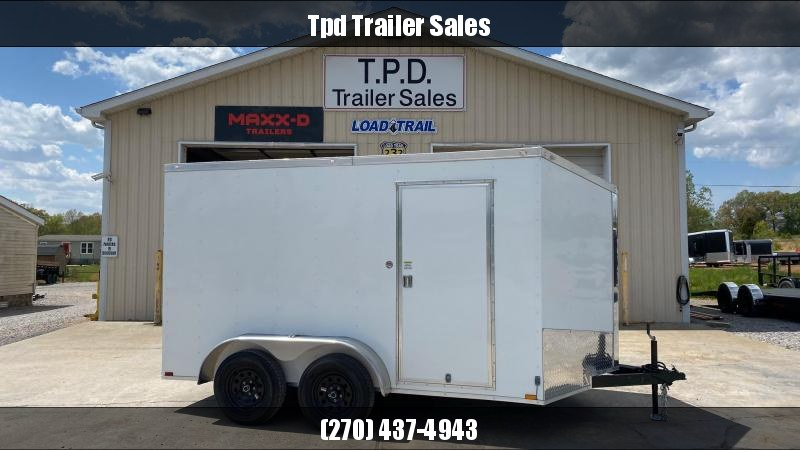 2021 Spartan Cargo 7'x12' Enclosed Trailer