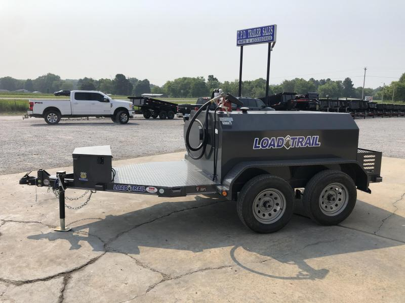 "2021 Load Trail 60""x11' 7k Fuel Trailer"