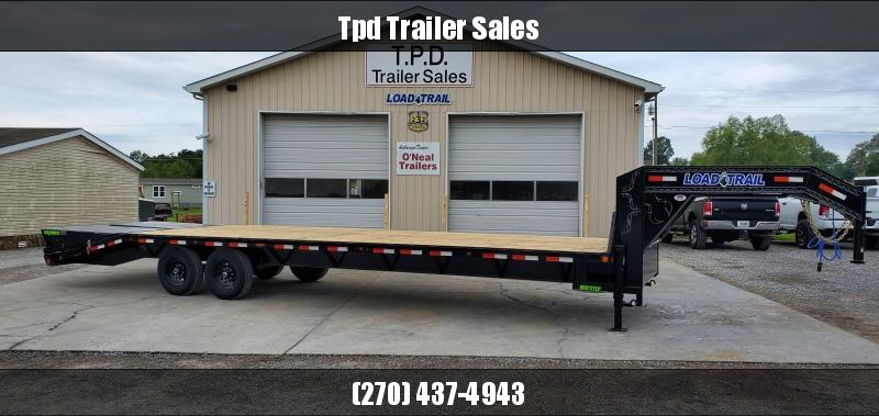 "2020 Load Trail 102""X30' Gooseneck Trailer"