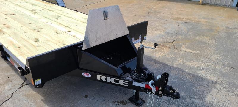 """2021 Rice 82""""X22' 10K Car Hauler"""