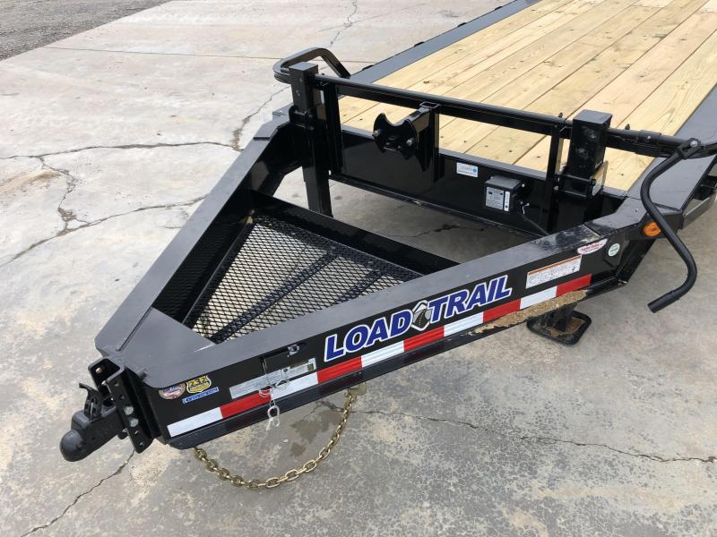 "2021 Load Trail 82"" x 24' Equipment Trailer"