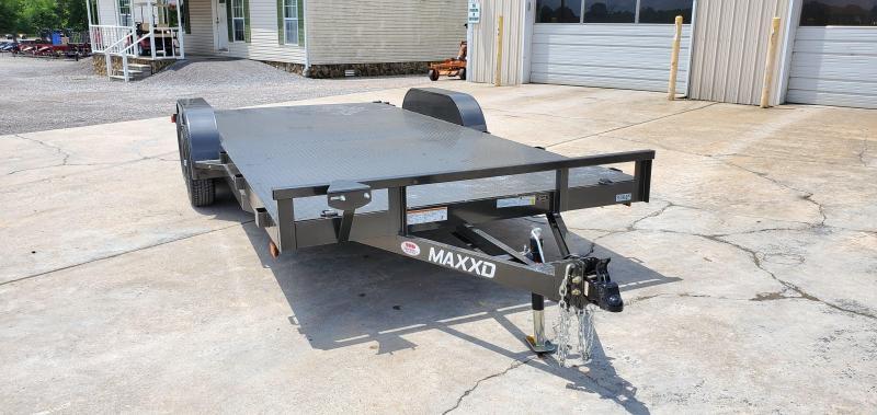 """2020 Maxxd 83""""X18' Car Hauler"""