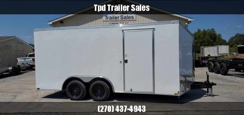 2021 Spartan Cargo 8.5'X16' Enclosed Cargo Trailer