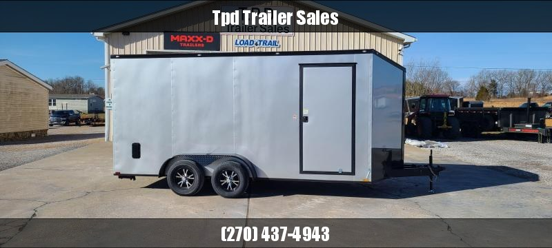 2021 Spartan Cargo 7'X16' Enclosed Trailer