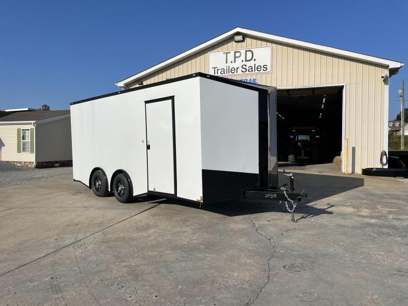 2022 Spartan Cargo 8.5X18 10K Enclosed Cargo Trailer
