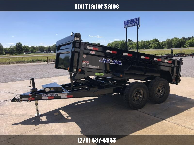"2021 Load Trail 72""x12' 10k Dump Trailer"