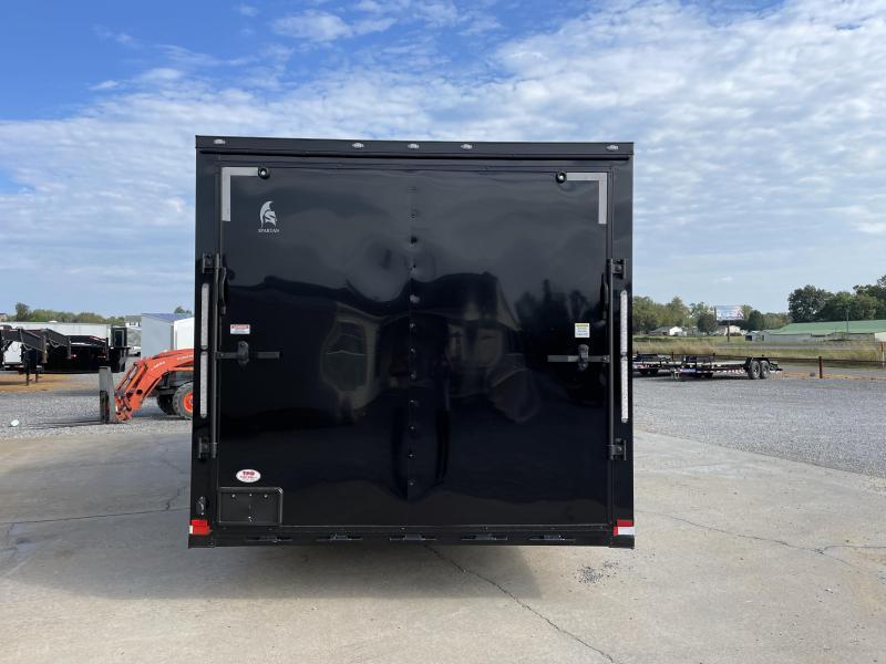 2022 Spartan Cargo 8.5'x20' TA 14K Enclosed Trailer